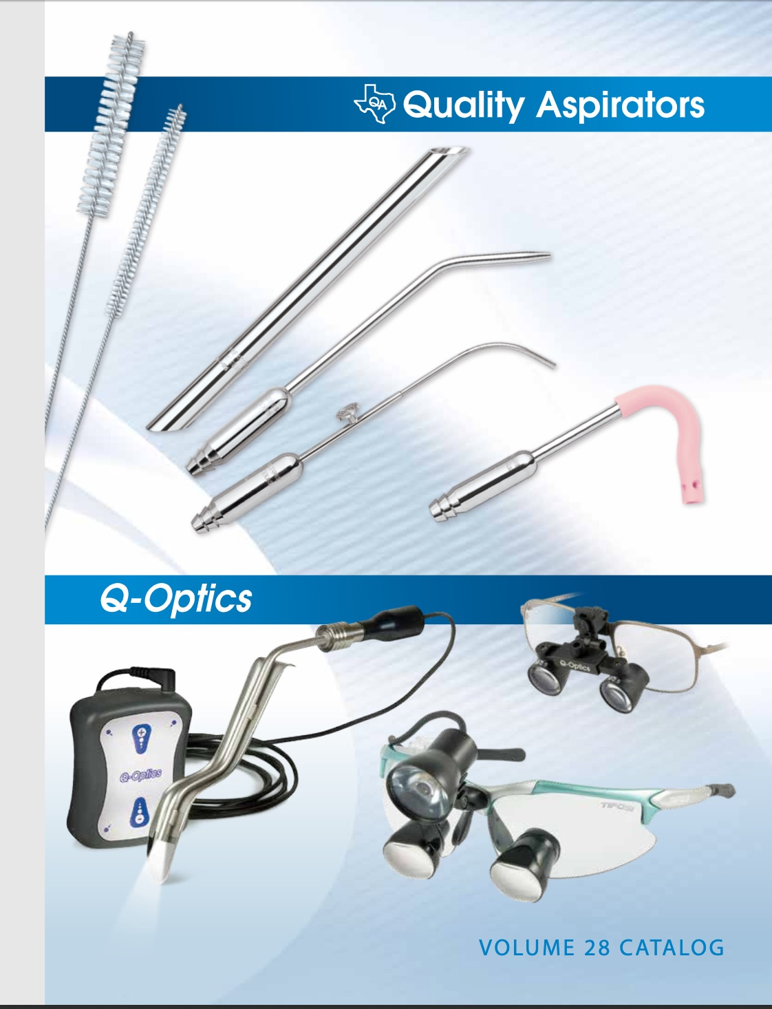 Download the Quality Aspirators Catalog